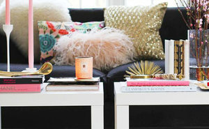 On a Budget? How to Style Your Coffee Table for Less Than $  100
