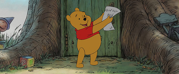 Disney Is Rebooting Winnie the Pooh For a Live-Action Movie