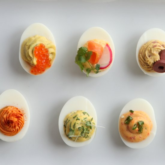 Deviled Egg Recipes From Martha Stewart