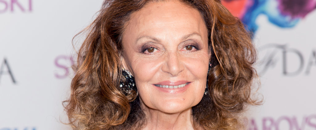 7 Quotes on Success and Life From Diane von Furstenberg