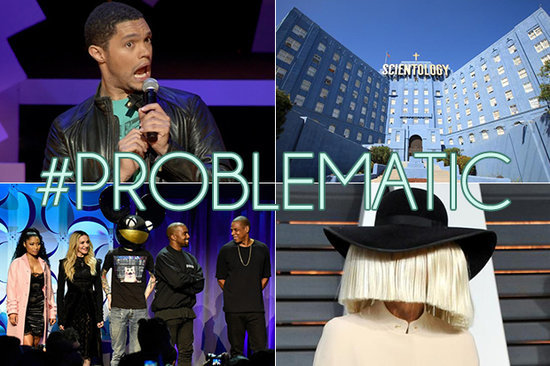 """#Problematic: Instagram Hates Your Period Stains, Trevor Noah Faces Backlash & """"Going Clear"""" Goes After Scientology"""