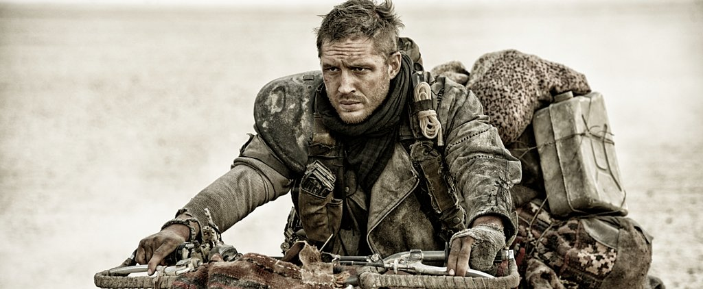 Tom Hardy Just Spilled That He's Doing 3 More Mad Max Movies