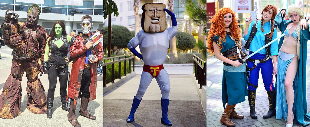 43 Insanely Creative Cosplays to Inspire You