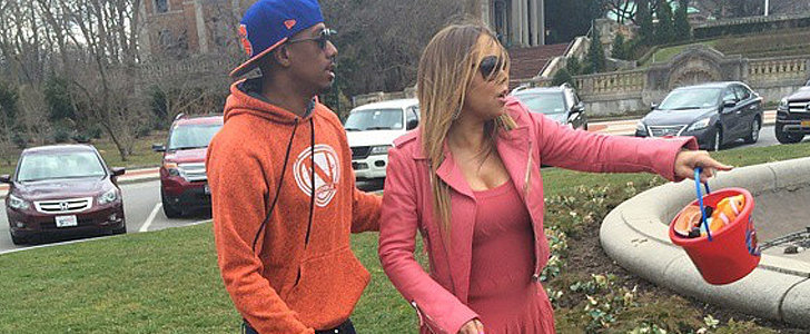 Mariah Carey and Nick Cannon Reunite For an Easter Celebration With Their Kids