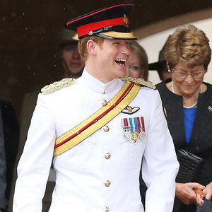 Pictures of Prince Harry In Australia April 2015