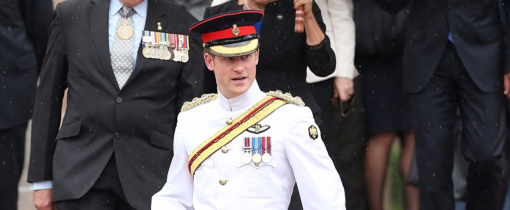 Prince Harry Is a Real-Life Prince Charming