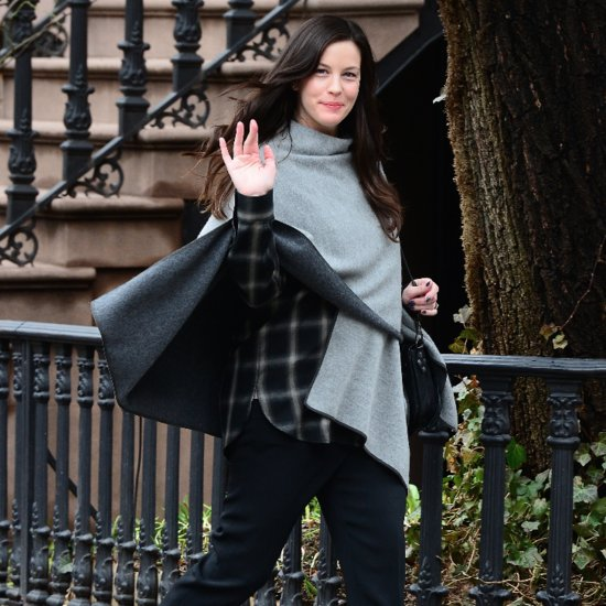 Liv Tyler Shares Easter Photo of Son Sailor