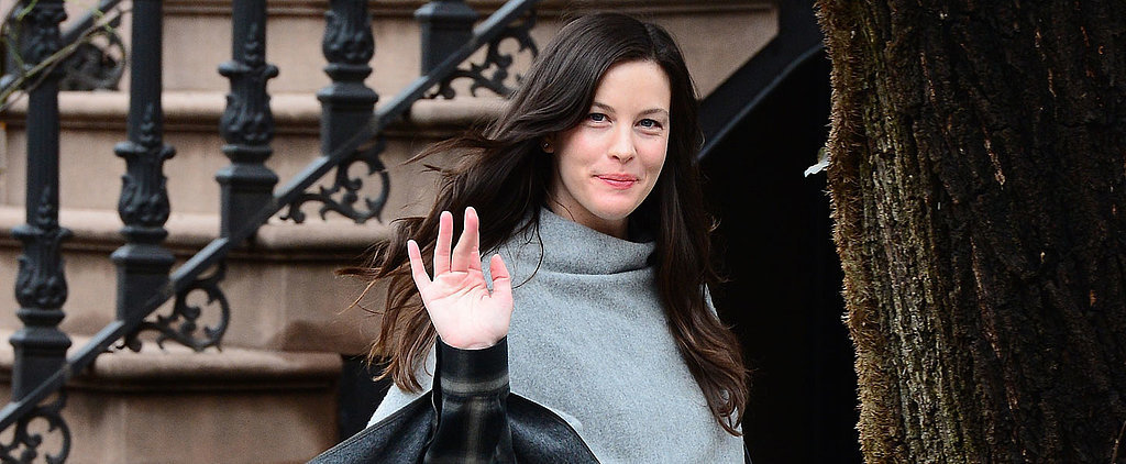 Liv Tyler Shares an Adorable First Look at Her Son Sailor on Easter Sunday