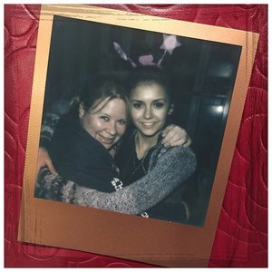 Nina Dobrev Leaving The Vampire Diaries News on Instagram