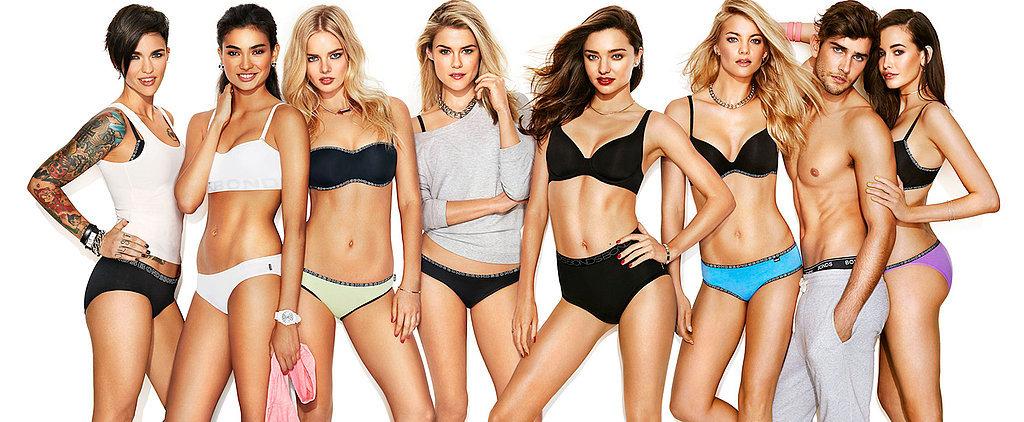 Australia's Sexiest Women Strip Down to Their Underwear