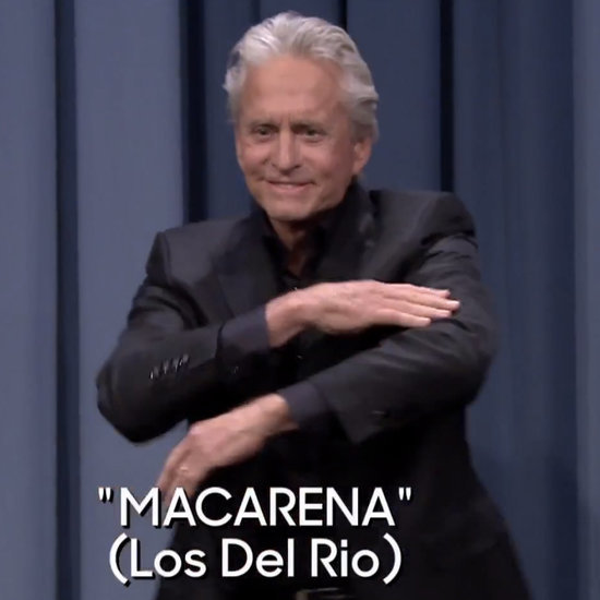 Michael Douglas, Kat Dennings, and Jon Cryer Charades Video
