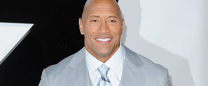 The Rock's Diet May Even Rival That of Michael Phelps