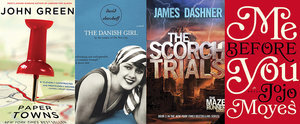 40 Books Becoming 2015 Movies