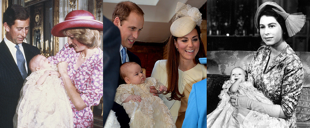 Princess Charlotte's Christening Follows a Long Standing Royal Tradition