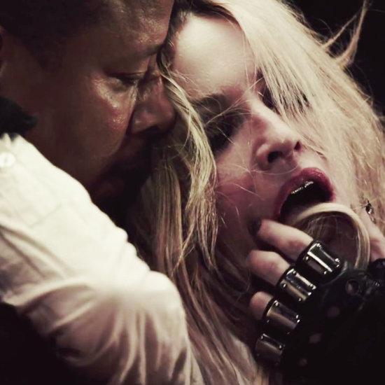 """Madonna """"Ghosttown"""" Music Video"""