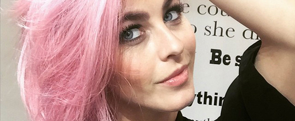 How to Get the Perfect Julianne Hough Pastel Shade