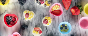 Kid-Proof and Adult-Approved FrozenYogurtBites