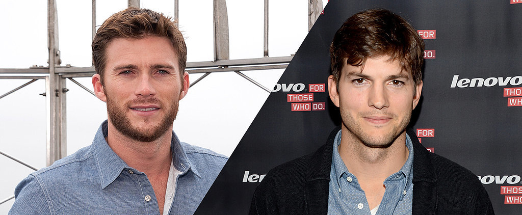 Scott Eastwood Just Dropped a Major Bombshell About Ashton Kutcher's Marriage