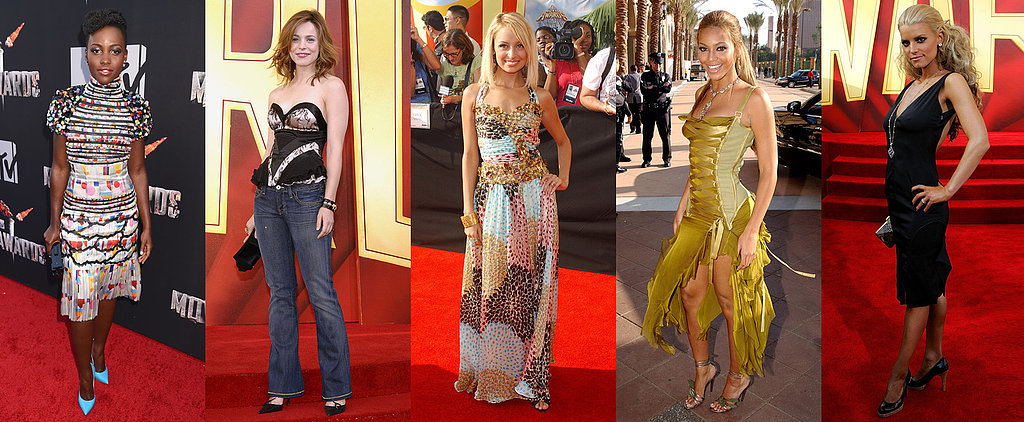 Over 40 of Our Favorite Looks From MTV Movie Awards Past
