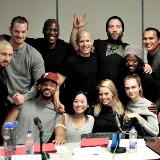 Here's the First Picture of the Suicide Squad Cast!