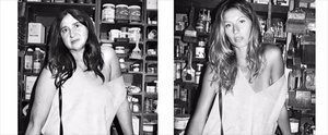 This Is What It Looks Like When a Non-Model Re-Creates Fashion Campaigns