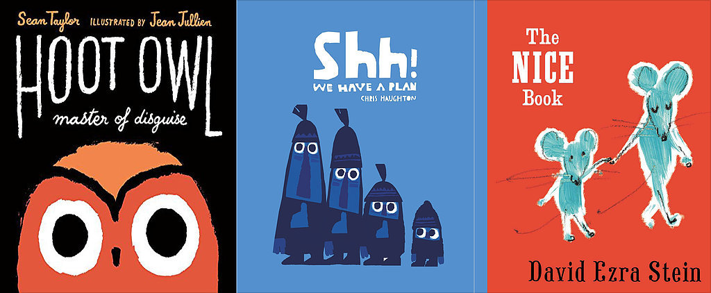 8 Great Picture Books For All Ages