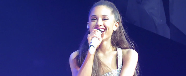 """Ariana Grande's Cover of Whitney Houston's """"I Have Nothing"""" Is Insanely Good"""
