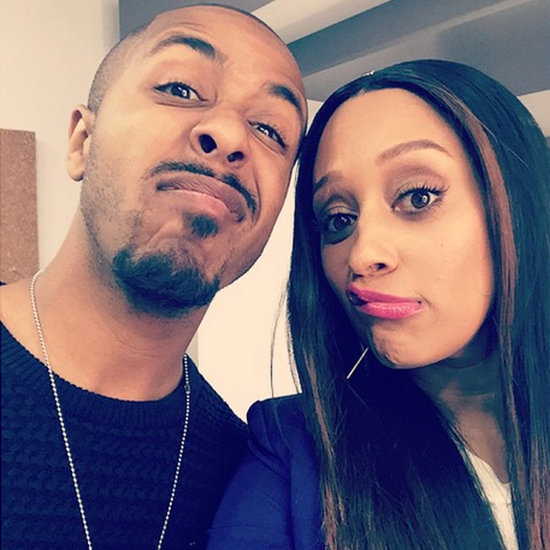Tia Mowry and Marques Houston Sister, Sister Reunion