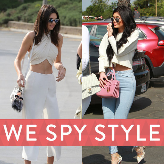 We Spy Style: Are Jenner Sisters' Church Outfits Too Sexy?