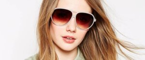 Fresh Frames For Spring: White Sunglasses Shop