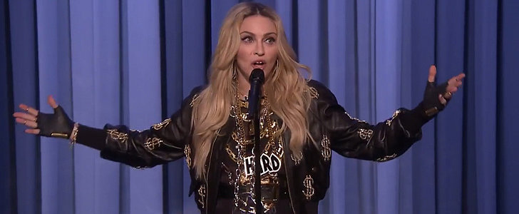 Madonna's Attempt at Stand-Up Comedy Is a Must Watch