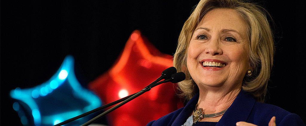 Watch Hillary Clinton Announce That She's Running For President