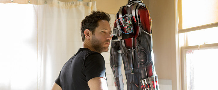 Ant-Man: Paul Rudd Is Predictably Adorable in These New Pictures