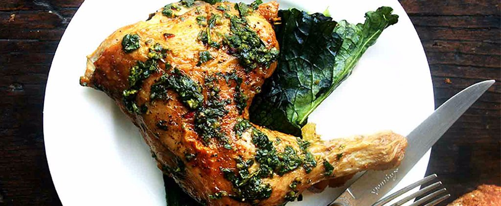 The Crispiest Spring Chicken Recipe