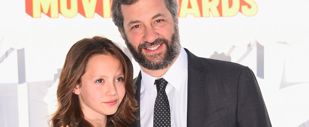 Do You Recognize Judd Apatow's MTV Movie Awards Date?