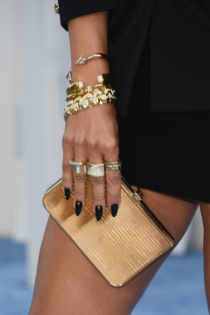 Jennifer Lopez Mtv Movie Awards See The Best Fall Nail
