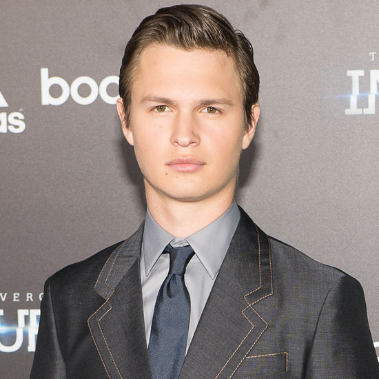 Ansel Elgort Reacts to MTV Movie Awards Win 2015