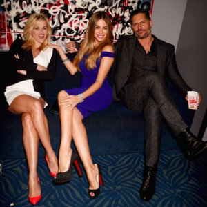 Sofia Vergara Joe Manganiello Date Night MTV Movie Awards