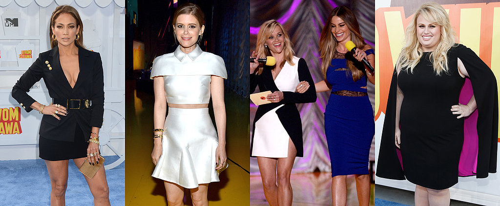 Vote For Your MTV Movie Awards' Best Dressed!