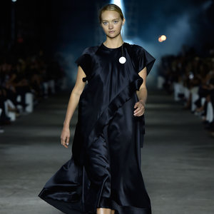 Gemma Ward Walks For Ellery at Australian Fashion Week