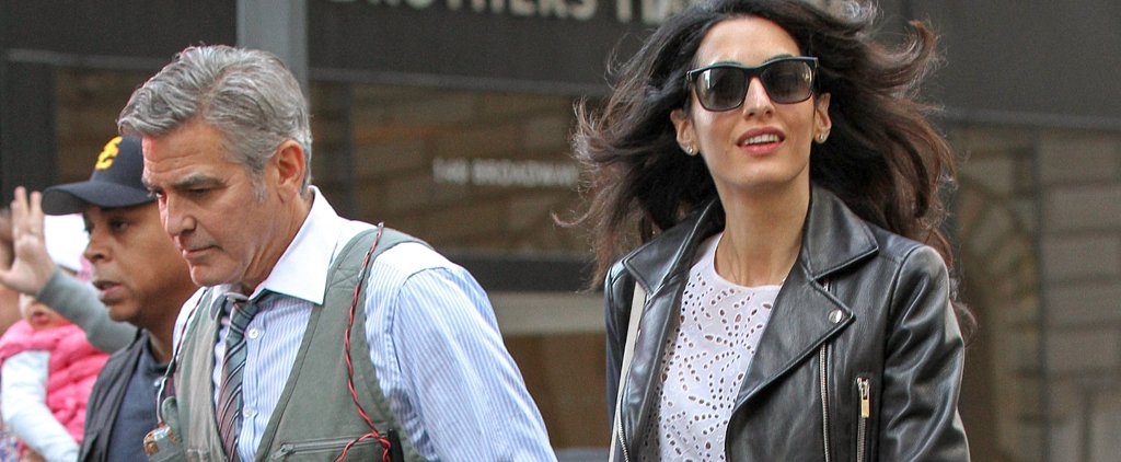 We've Never Seen Amal Clooney Look This Edgy