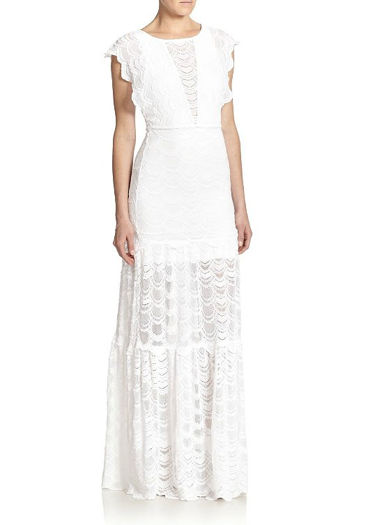 Nightcap Clothing Coletta Lace Gown ($495)