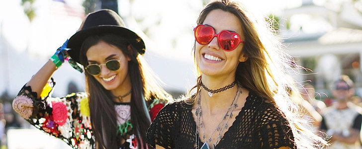 The Sunglasses Trend That Took Over Coachella