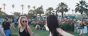 Paul Walker's Daughter Lets Loose at Coachella