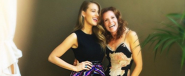 Blake Lively Stuns in a Sweet Snap With Her Famous Sister