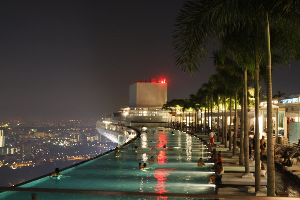 The Marina Bay Sands Resort, Singapore
