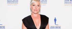 Pink Shares the Perfect Response to Fat-Shaming Comments