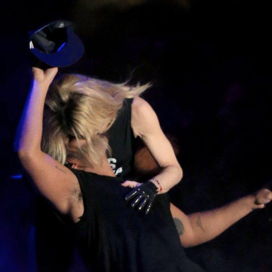 Drake and Madonna Kiss at Coachella | Lipstick