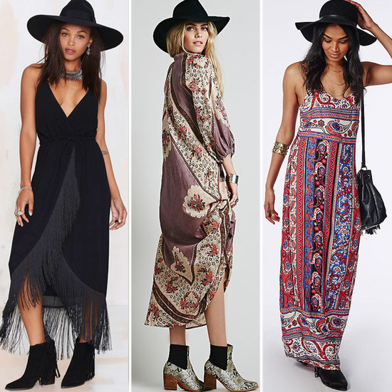 Coachella-Inspired Boho Dresses For Festival Fashion