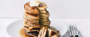 2-Ingredient Healthy Pancakes (Gluten, Grain, and Dairy Free — No Added Sugar)